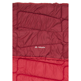 VAUDE Navajo 900 Syn Makuupussi, dark indian red